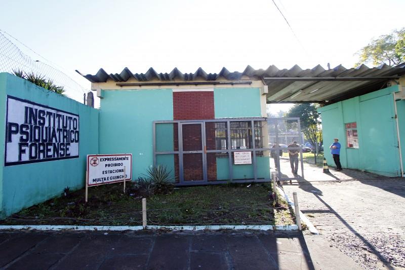 Instituto Psiquiátrico Forense também foi interditado na semana passada pela Justiça