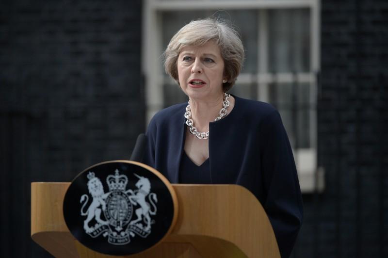 Theresa May é a nova primeira-ministra do Reino Unido