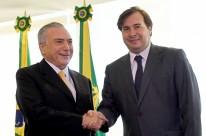 Maia indica que proporá pauta alinhada ao Planalto