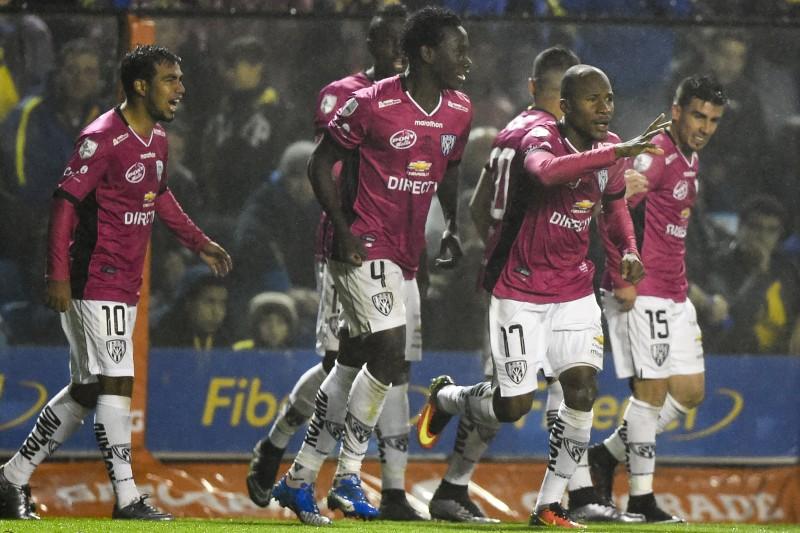 O resultado garantiu os equatorianos na final da competição