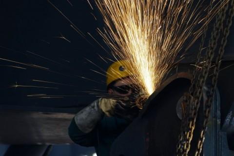 Produção de aço bruto no Brasil em junho cai 8,5% ante o mesmo mês de 2015