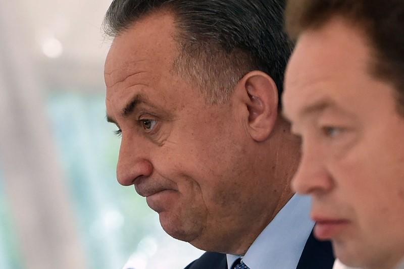 Ministro Vitaly Mutko é acusado de ordenar a destruição de amostras