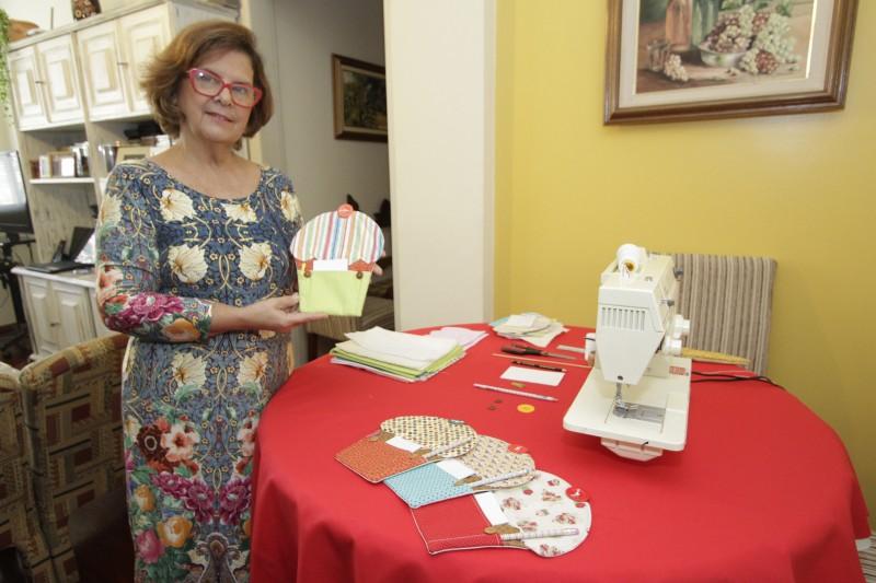 Marisa Zselinsky   estreia o projeto GeraçãoEnsina