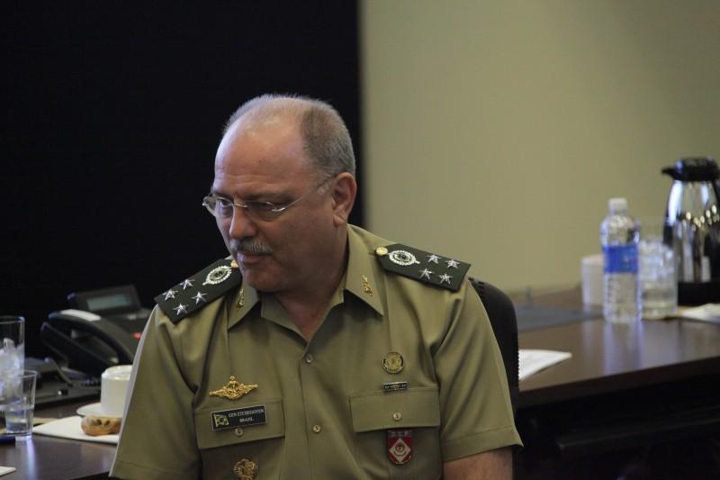 Sérgio Etchegoyen, ministro-chefe do Gabinete de Segurança Institucional