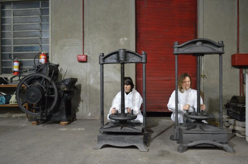 Galeria Península promove residência artística com Elen Gruber e Carina Sehn