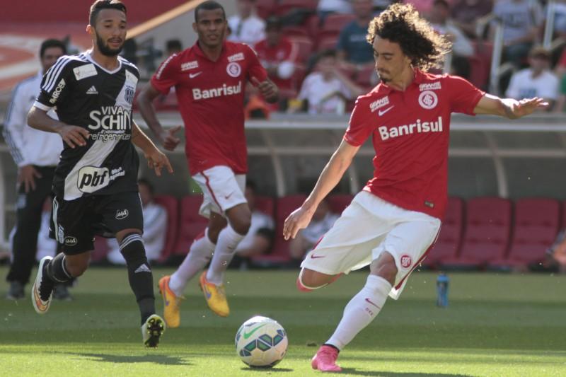 O jogador do Internacional é um dos quatro suplentes na lista do técnico Rogério Micale