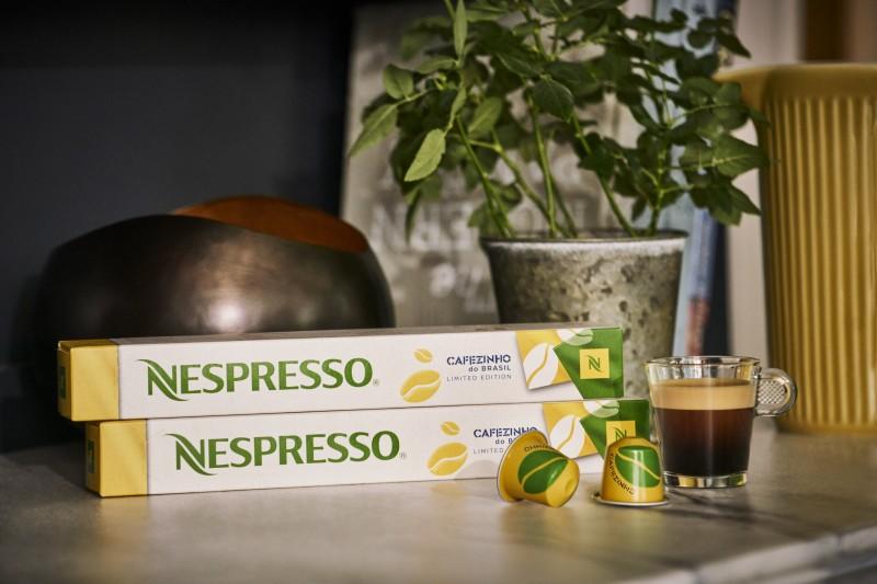 O blend Cafezinho do Brasil virá em embalagens verde e amarelo e terá quatro tipos de grãos