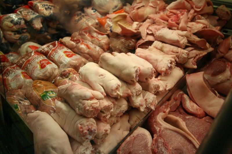 Carne suína só poderá entrar nos estados livres da doença quando houver certificação sanitária oficial