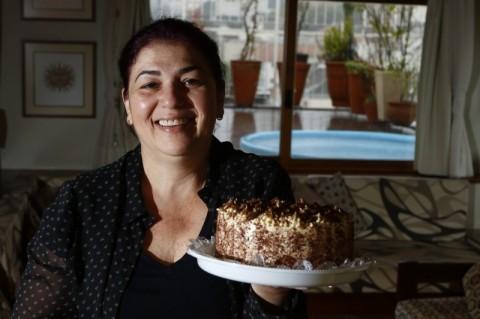 Suzana Fontele, da Suzana?s Bakery.