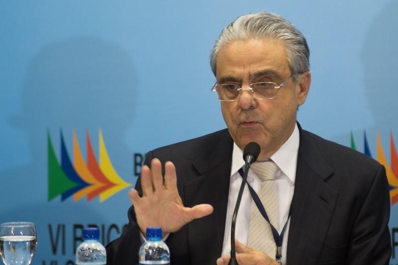Robson Braga de Andrade, presidente da Confederação Nacional da Indústria (CNI)