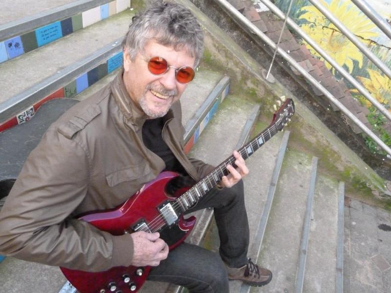 Claudio Vera Cruz participa do projeto Sons da cidade