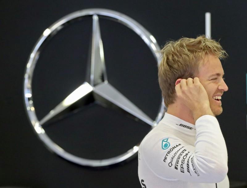 Renovação do contrato de Rosberg foi assunto nesta sexta-feira, nos treinos para o GP da Hungria