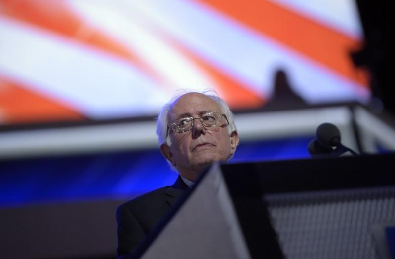Sanders defendeu a realização de novas eleições no país