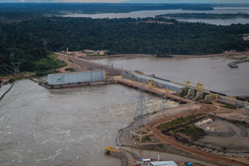 Usina Hidrelétrica de Santo Antônio, em Porto Velho (RO), seria um dos alvos potenciais para os asiáticos