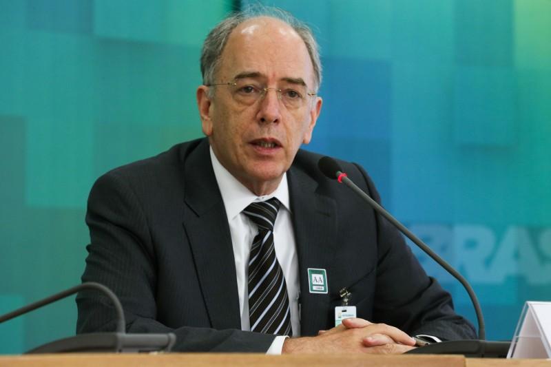 Pedro Parente, presidente da Petrobras
