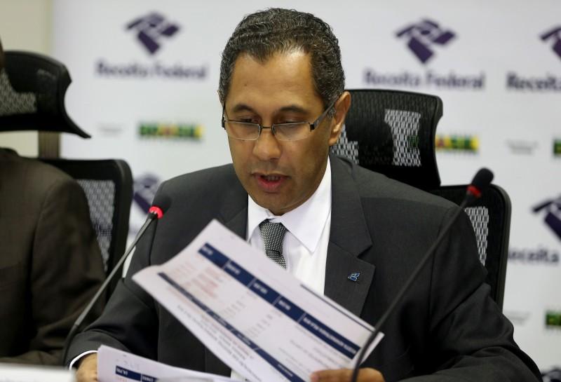 Malaquias anunciou que receita no mês chegou a R$ 115,09 bilhões