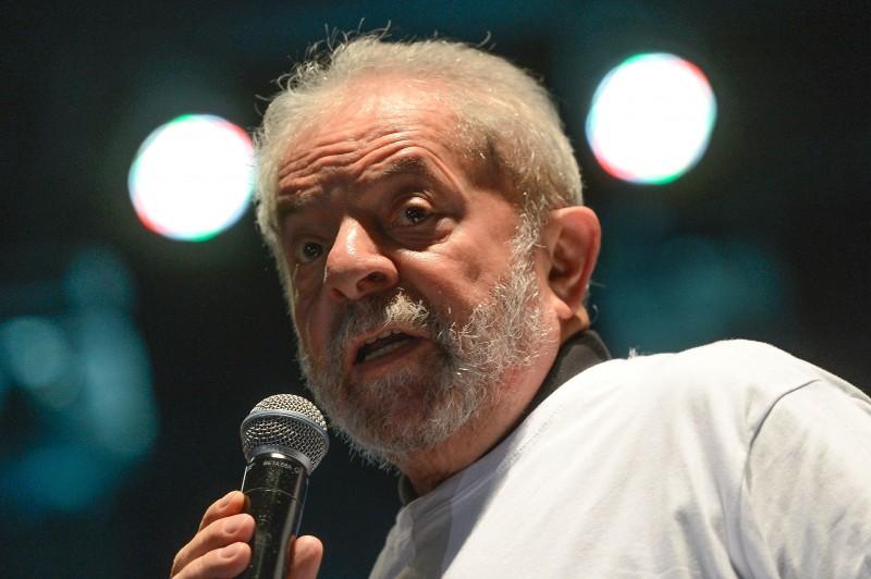 Luiz Inácio Lula da Silva supervisionou as obras realizadas na propriedade