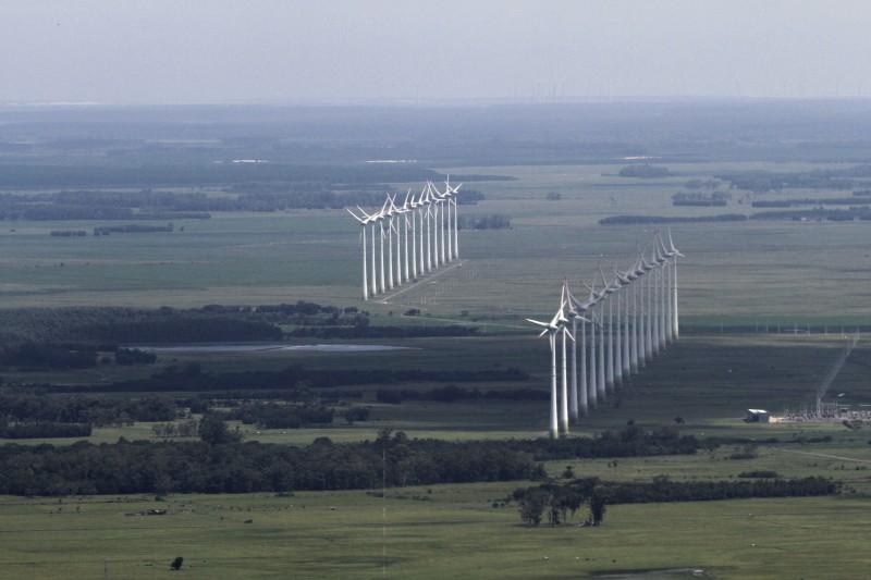 Complexo de energia eólica em Osório, no litoral gaúcho, foi registrado na modalidade Mecanismo de Desenvolvimento Limpo na ONU