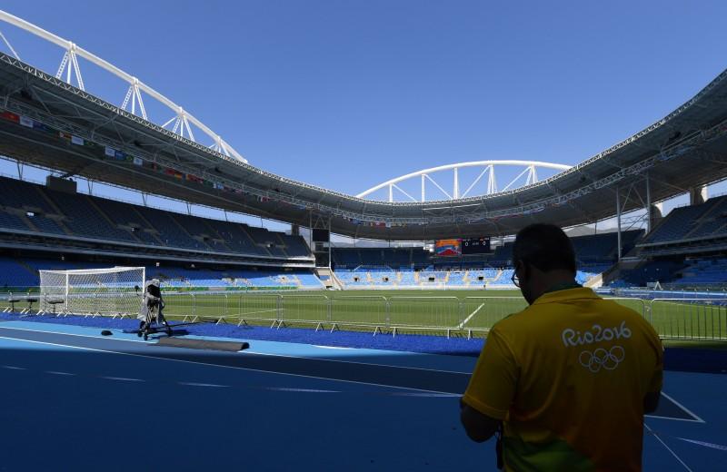 Competições começam às 13h, no estádio Engenhão