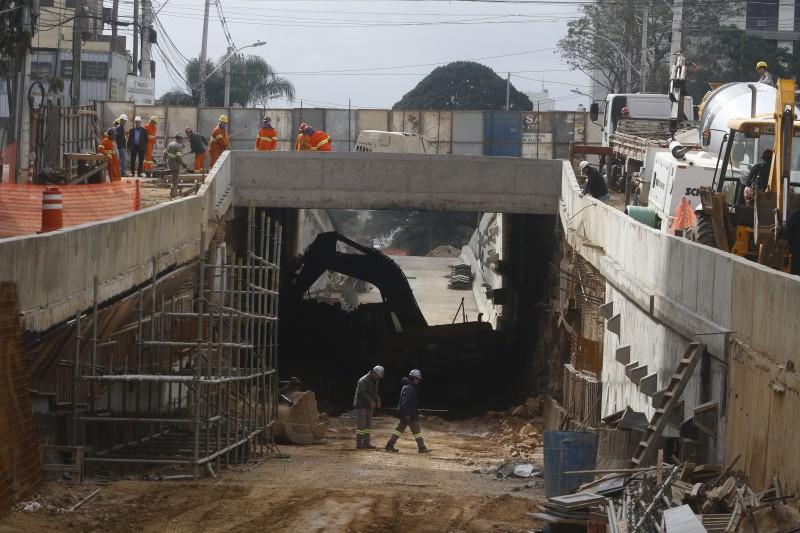 Com 210 metros, estrutura teve investimento de R$ 13,4 milhões