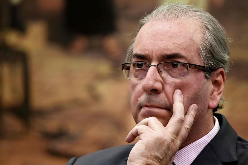 Cunha foi denunciado em 2017, acusado de receber R$ 4,1 milhões em propinas por meio de Lúcio Funaro