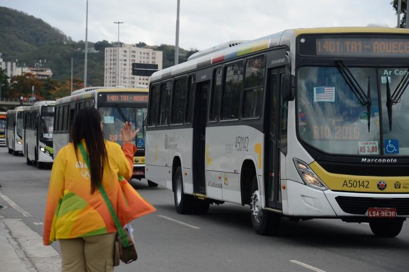 Prefeitura carioca assumiu a obrigação de climatizar 3.990 veículos até o fim deste ano