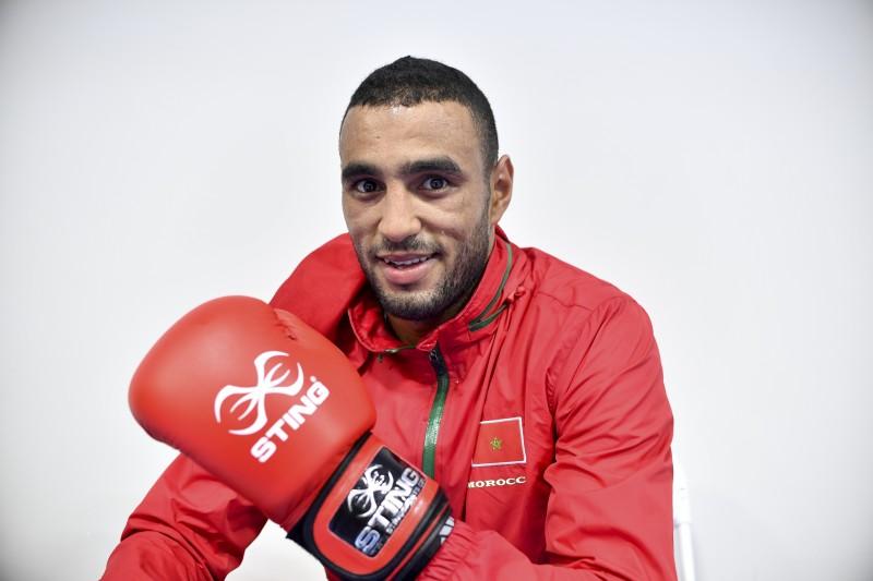 Hassan Saada foi preso na própria Vila dos Atletas