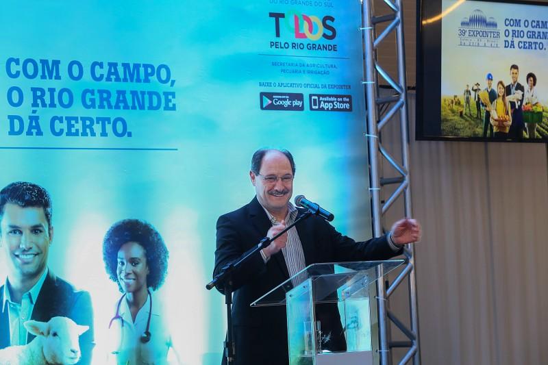 Segundo Sartori, evento mostra o que há de melhor na agropecuária