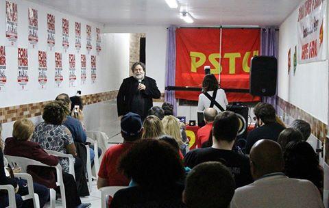 Nome de Julio Flores foi escolhido para concorrer à Prefeitura de Porto Alegre pelo PSTU