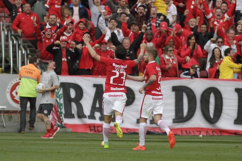 Melhor em campo, Seijas marcou gol nos descontos do primeiro tempo