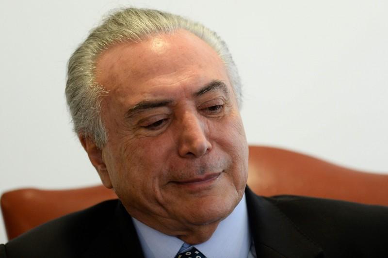 Michel Temer é acusado de intermediar recursos para a sigla em 2014