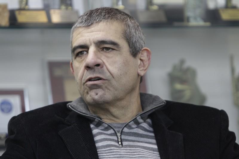 Paulo Richter, diretor da Sul Eventos