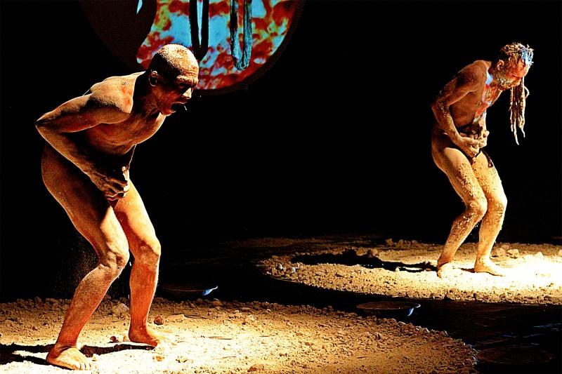 Espetáculo Yi Ocre, do Corpo de Arte Contemporânea de Manaus, realiza única sessão na Capital