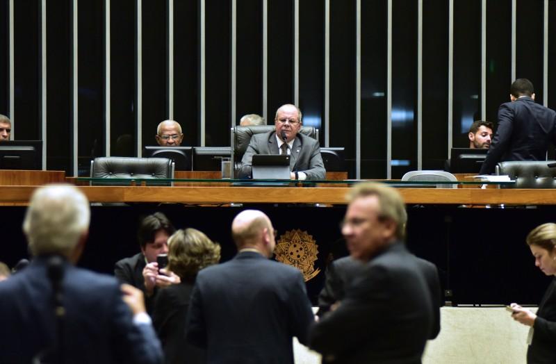 Deputado Hildo Rocha leu o parecer que recomenda a cassação do peemedebista afastado