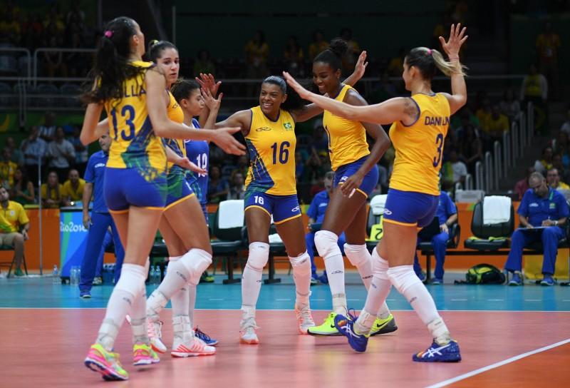 Seleção brasileira chegou à segunda vitória
