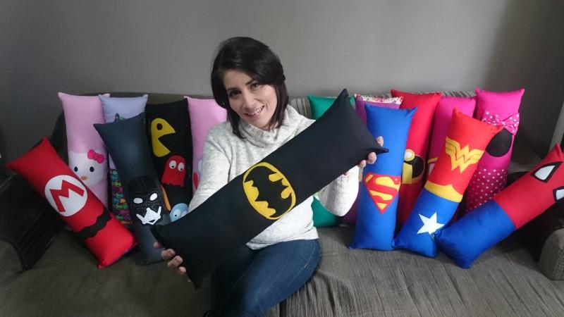 Peças de Alessandra Pegoraro podem ser compradas pela internet ou no Ecobrechó Infantil, na Capital