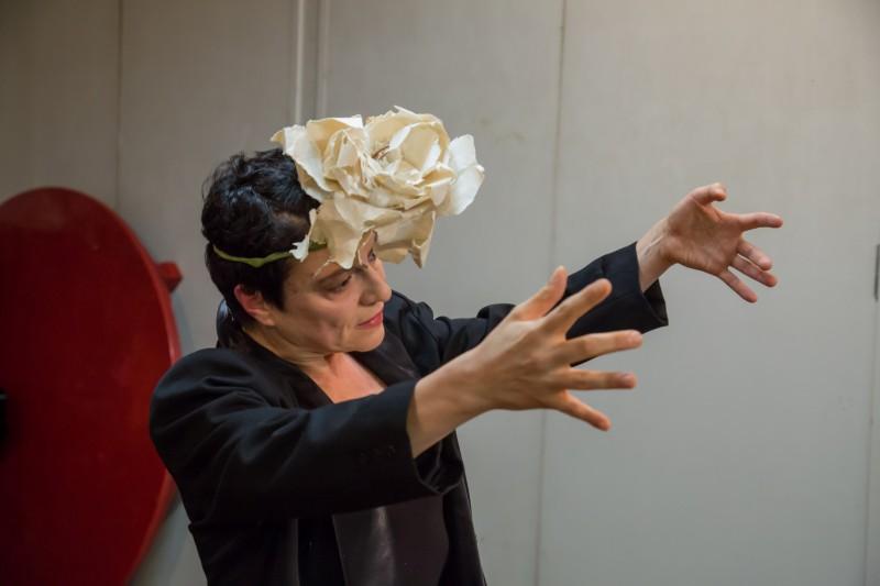 Após imersão no Japão, bailarina Ana Medeiros realiza apresentação no Instituto Ling