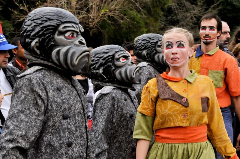 Tribo de Atuadores promove turnê pelo Sudeste