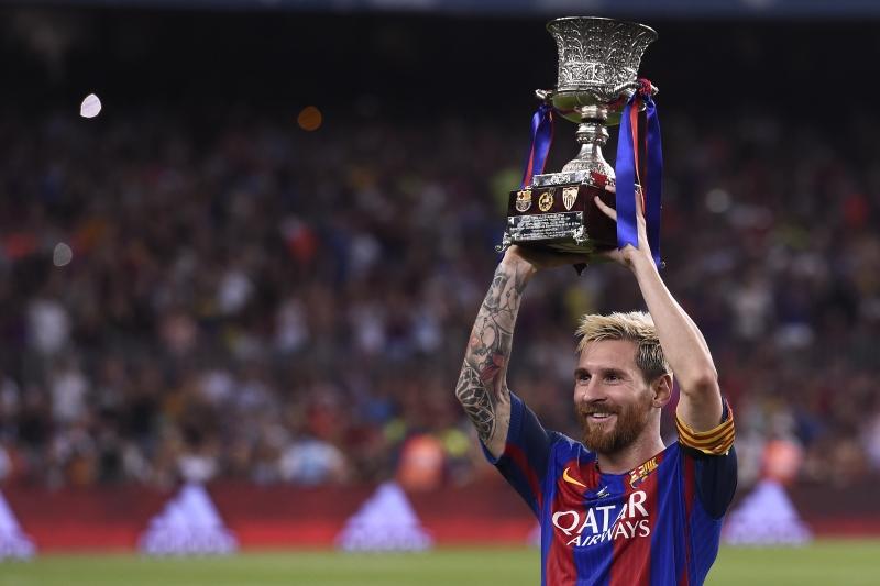 Messi vale RS$ 2,7 bilhões, três vezes mais que Neymar