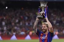Messi renova com Barcelona até 2021 e multa rescisória é fixada em R$ 2,7 bilhões