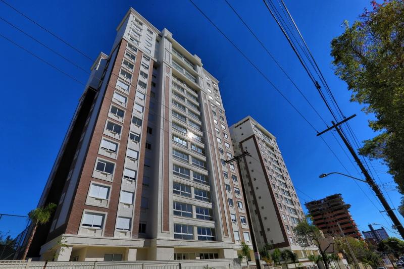Apartamentos de dois dormitórios representam a maioria das ofertas