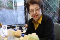 60 anos de carreira da artista Clara Pechansky é celebrado no Margs