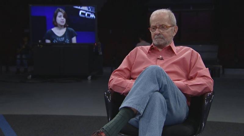 Atualmente, o jornalista comandava o programa Vem Comigo, na TV Gazeta, no qual estudantes de jornalismo ouviam histórias de sua carreira