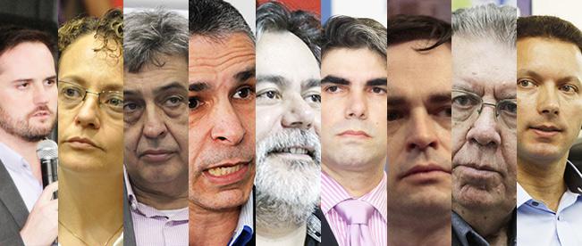 Candidatos a prefeito de Porto Alegre