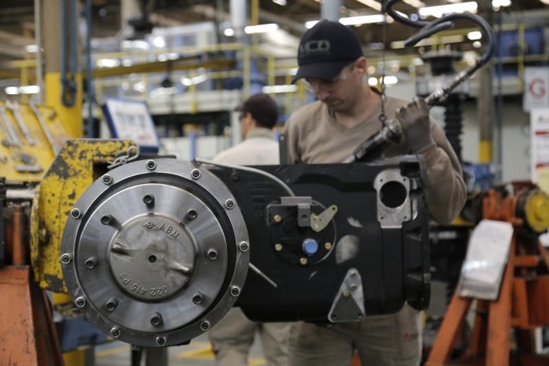 Utilização da capacidade instalada nas fábricas aumentou em julho