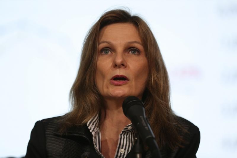 Secretária do Tesouro, Ana Vescovi, diz que meta fiscal será cumprida
