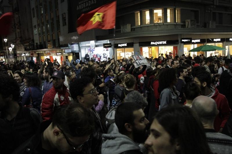 Frente de Luta Contra o Golpe convoca ato na Esquina Democrática em apoio a Dilma Rousseff