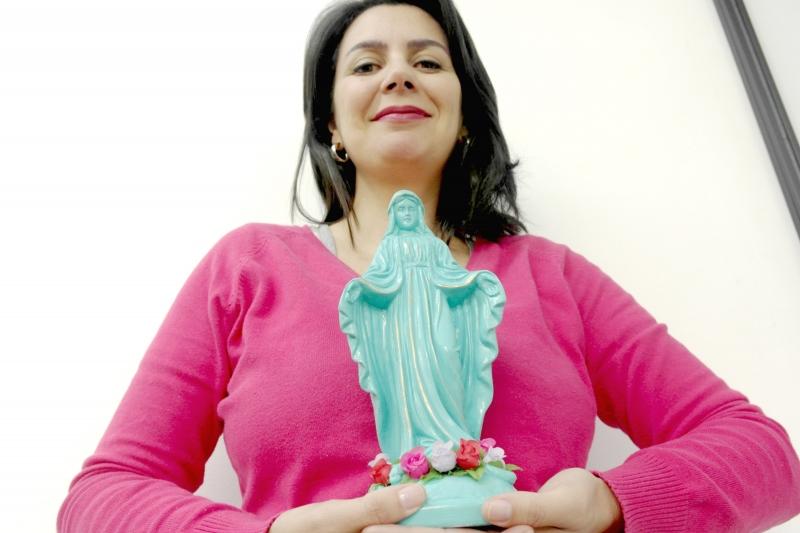 Sabrina Jungbluth enxerga o artesanato como uma empresa