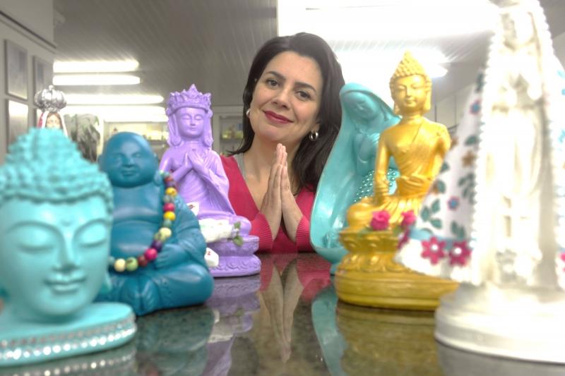 Sabrina Jungbluth vende as peças por a partir de R$ 60,00 no site