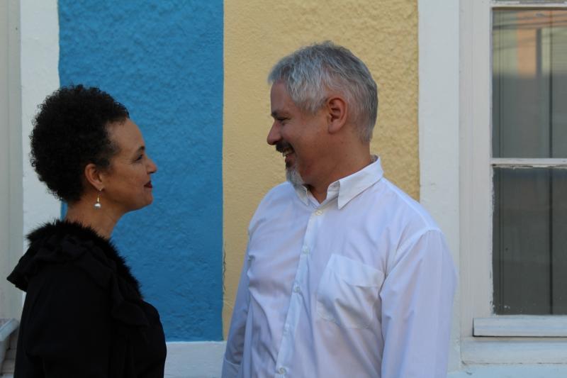 Catarina Domenici e James Correa se apresentam hoje